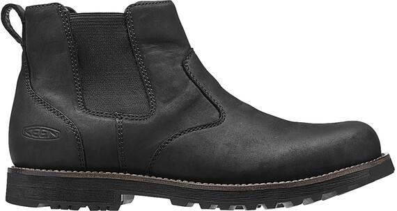Keen M's Tyretread Chelsea Shoes Black